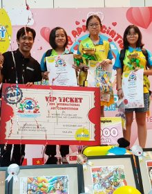 2019 Global Art National Competition Group D Champion from Yishun