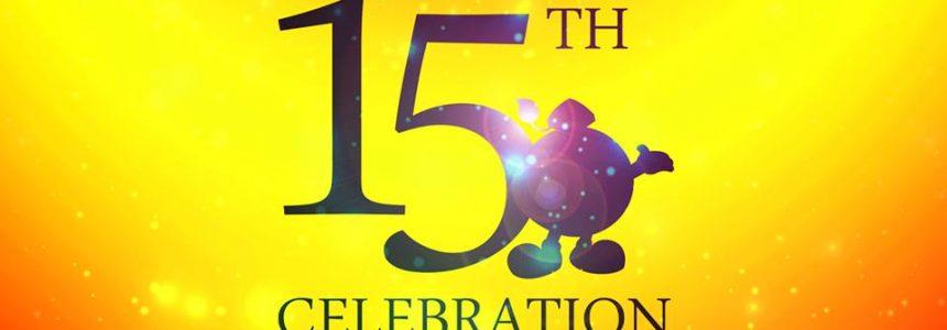 Global Art 15th Years Anniversary
