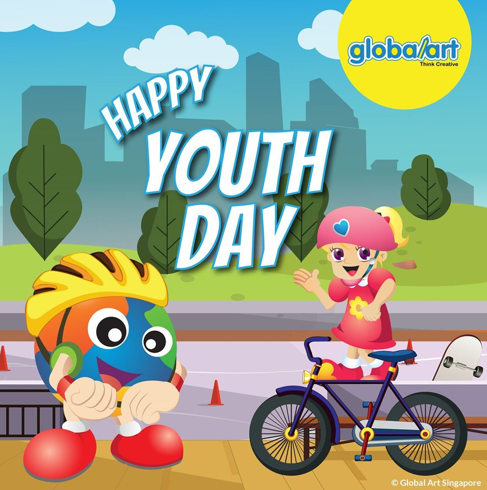 "Happy Youth Day to all the younglings! Thank you for being full of life and a constant reminder for the adults that they too, can live it ! ""June 16 is about honouring the youth, respect to the youth about what they have accomplished in their lives. Youth are also rewarded by a holiday, which is great stuff."" Youth Day is a holiday dedicated to the youths of a country. It is observed by 18 countries, on many dates throughout the year. The United Nations agreed on the date of 12 August in 1999."