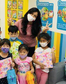 Children Day's celebration