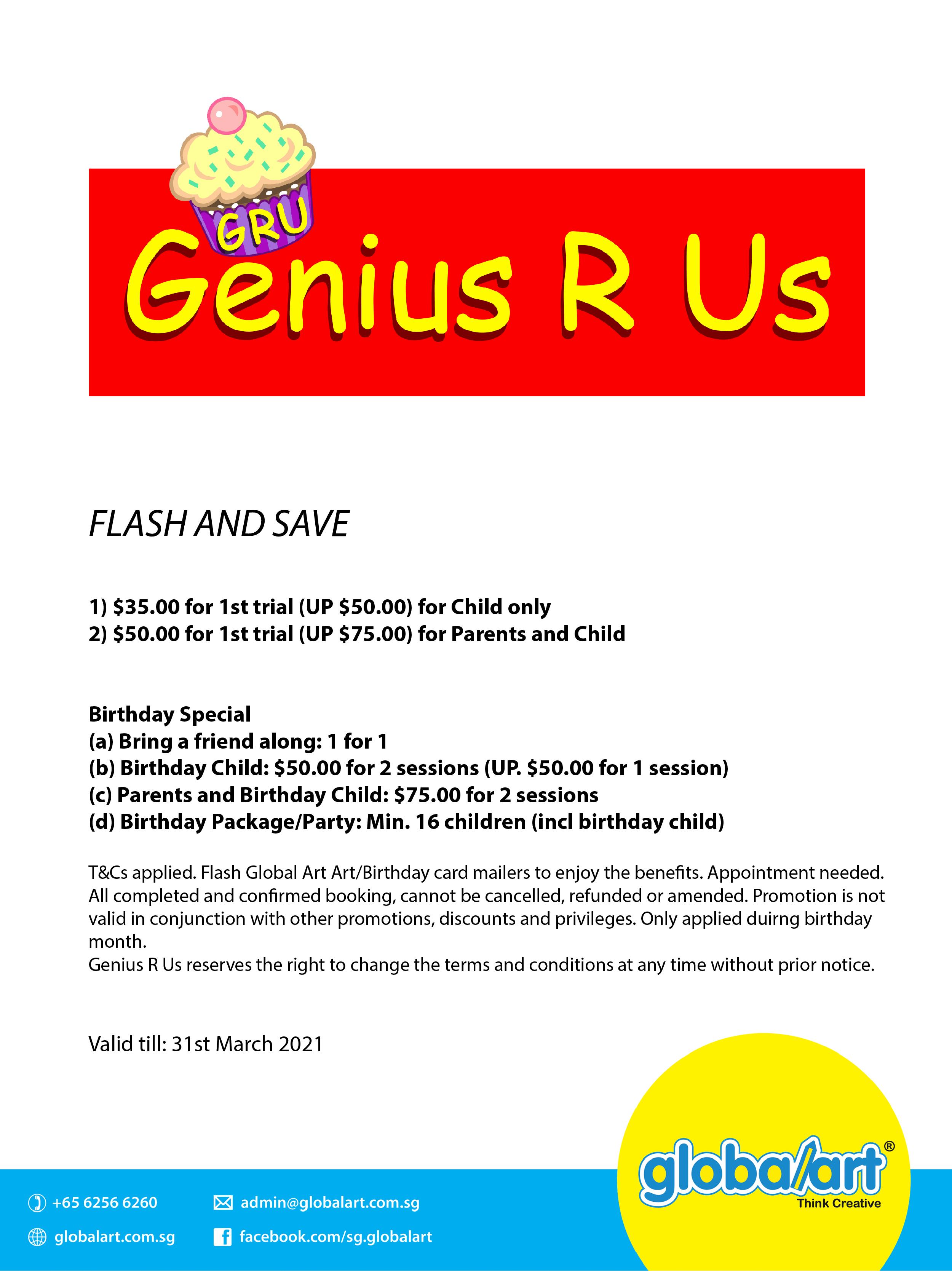 Genius R Us March 2021(Enlarged)