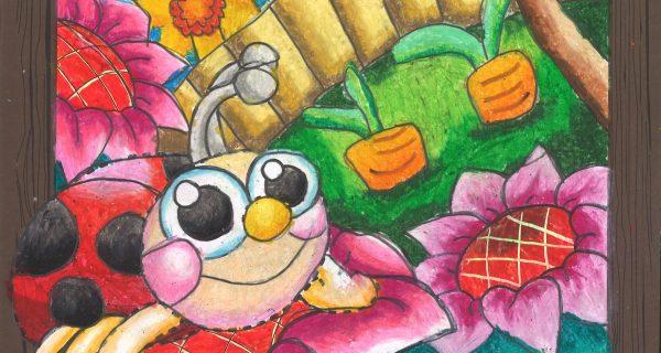 Global Art Bedok Visual Art Student Work