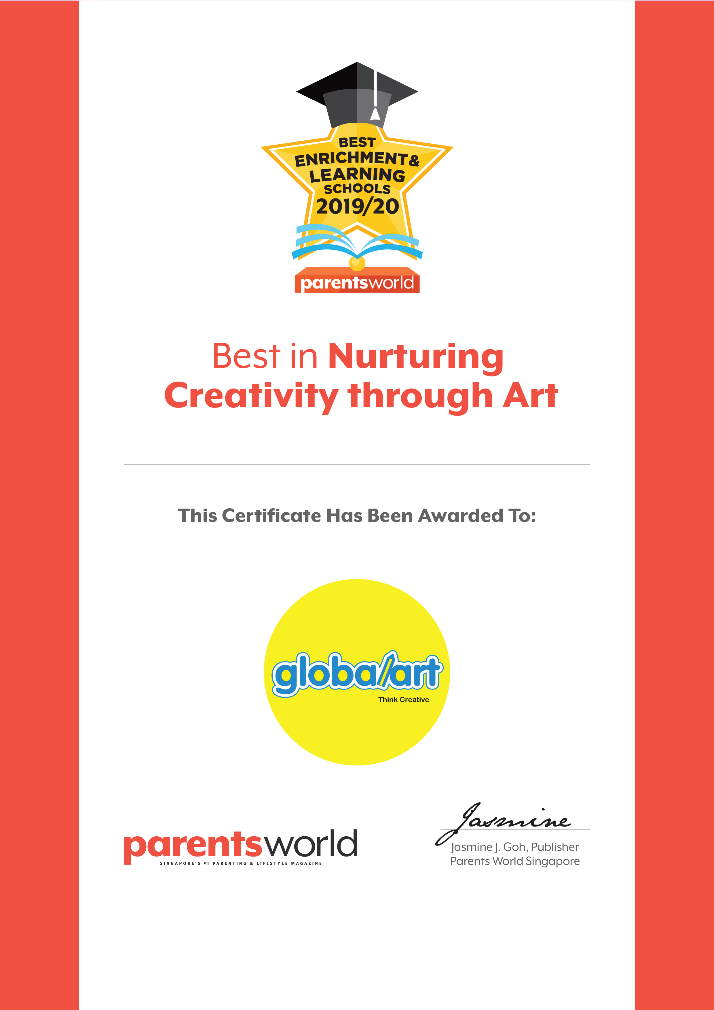 Global-Art-Certificate