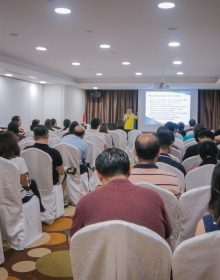 Global Art Hougang Bedok Yishun 2019 Parent Forum