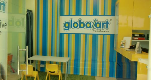 Global Art Hougang Children Art Course