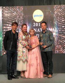 Global Art International Franchisee Award 2018