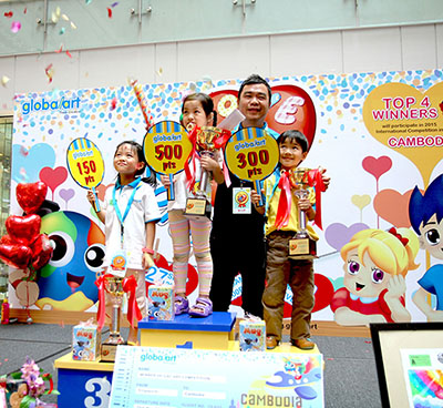 WINNERS OF 2015 GAC NATIONAL COMPETITION