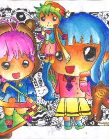 Global Art Yishun Facebook Competition Work