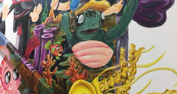 Global Art Yishun Kids Art Class