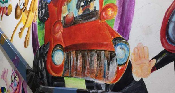 Global Art Yishun Kids Art Lesson