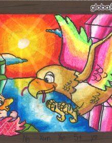 Global Art Yishun Pupil Art Work