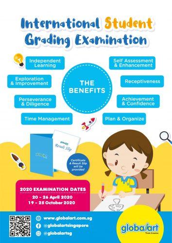 Globalart Grading Exam 2020 (Web Image Ver)