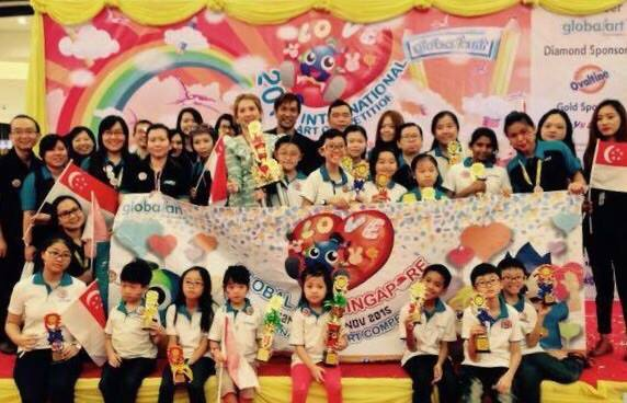 2015 INTERNATIONAL COMPETITION (LOVE)