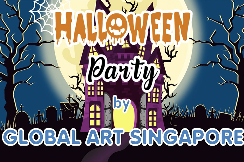 GA Singapore Halloween Party 2019