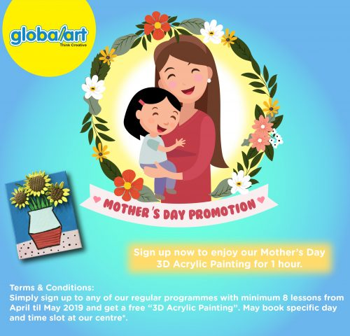 MOTHER'S DAY PROMOTION copy