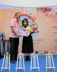 MP Mr Charles Chong Inhouse Competition 2019