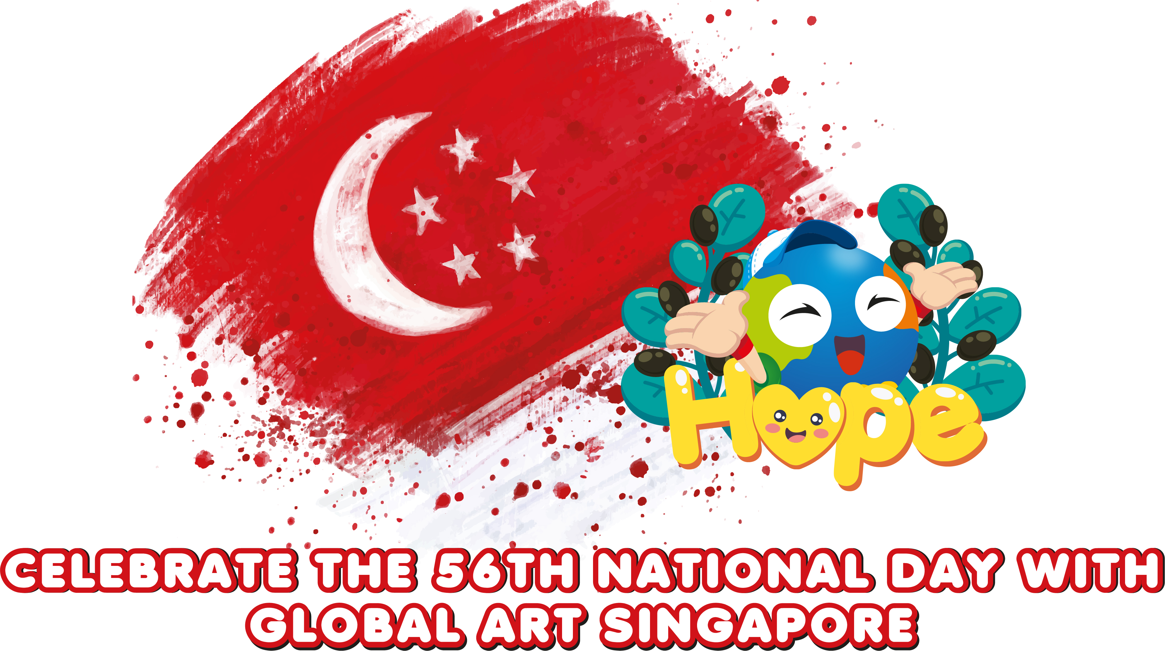 National Day Art Competition 2021