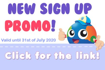 New Sign Up 31st July 2020 Thumbnail