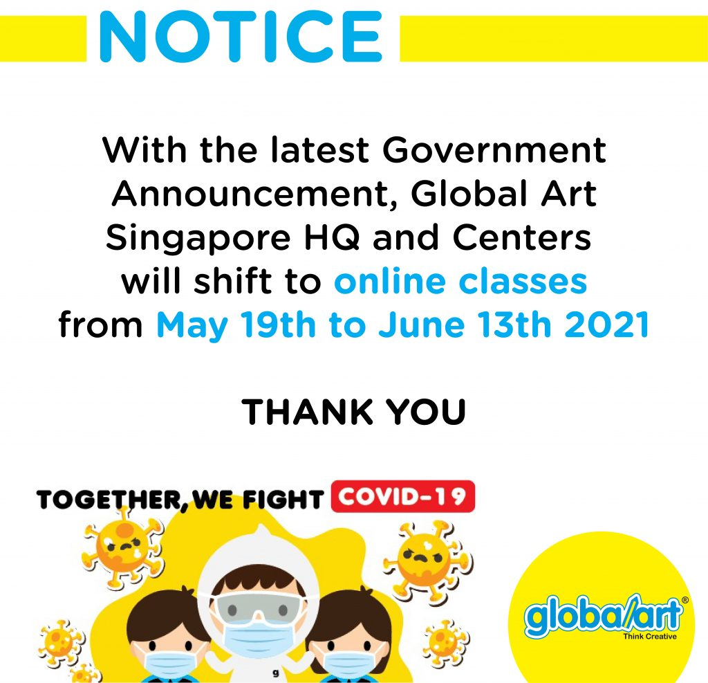 Stay Home Notice May 19th