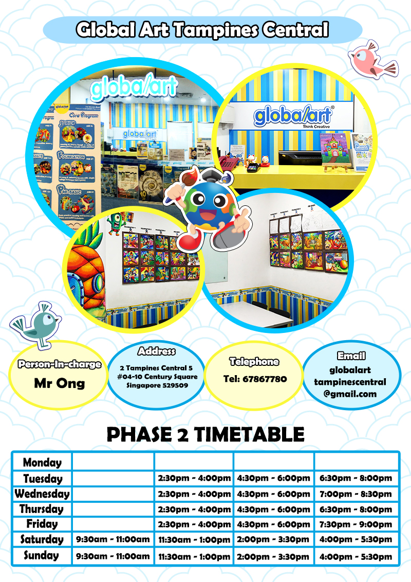 TCL Phase 2 Timetable(new)