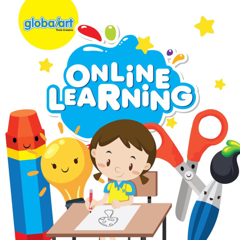 Online Lesson with Global Art Singapore