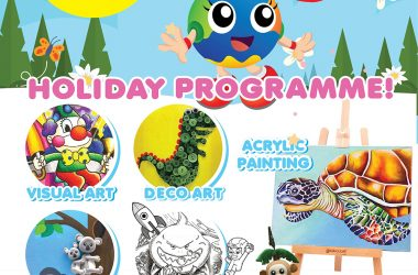 2019 HOLIDAY PRGRAMME