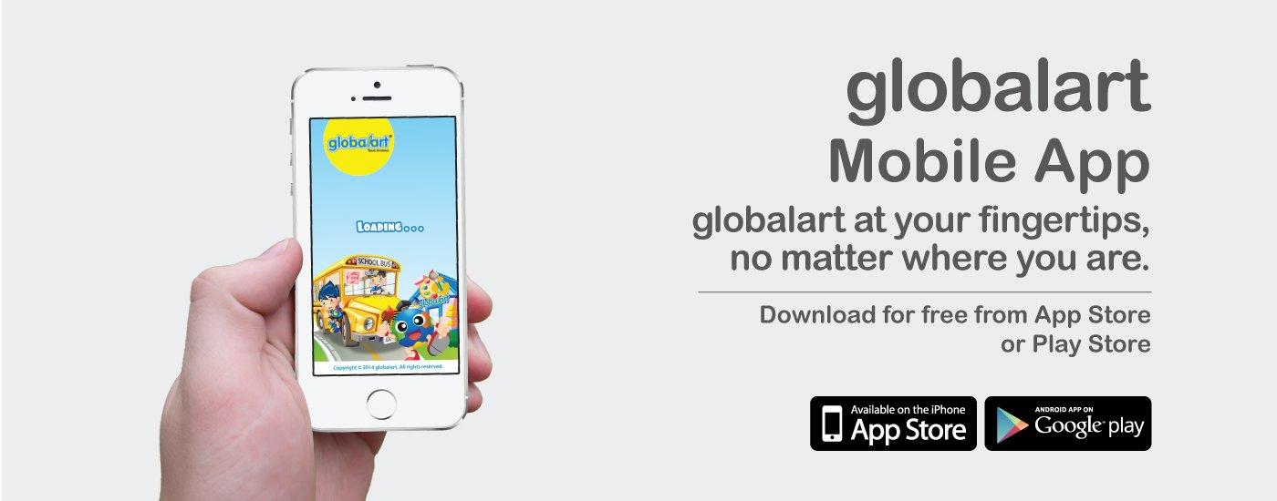 GlobalArt Mobile App